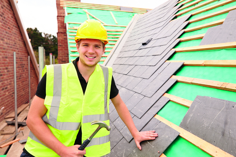 Have you considered a career in the Roofing & Cladding Construction Industry?
