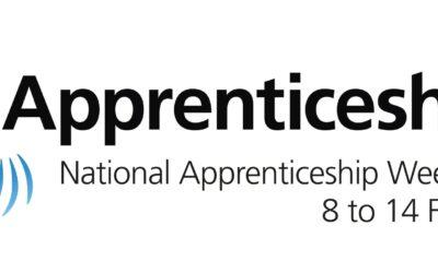 Less than a week until National Apprenticeship Week 2021!