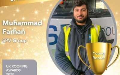 Juniper Training student has won NFRC young roofer of the year!